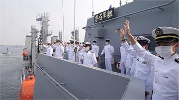 海軍實習生頭痛照下船?國防部:航程中頭痛不少見
