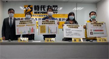快新聞/時力最新民調:56.4%高雄市民「挺罷韓」