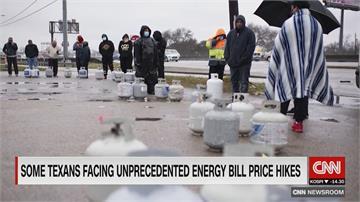 德州電力漸恢復 上千萬人仍缺水用