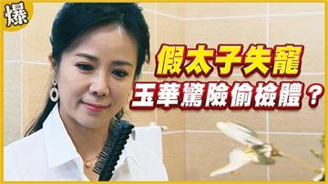 《黃金歲月-EP87精采片段》假太子失寵   玉華驚險偷檢體?
