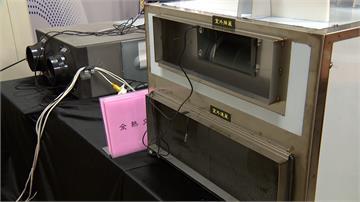 快速建立負壓隔離病房!科技部、勤益科大打造「全外氣空調系統」