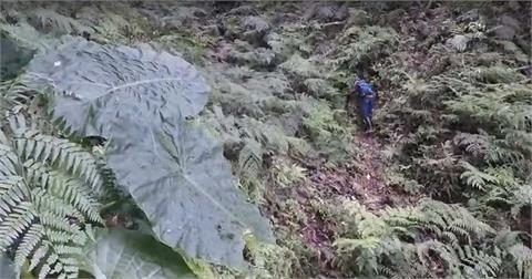 快新聞/越野騎士失聯6天人找到了! 躺河床待援直喊「肚子餓」