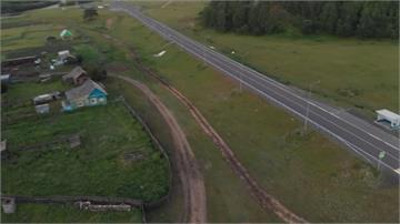 戰鬥民族防武肺 西伯利亞小村「挖壕溝」擋外人