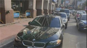 藍委車輛擋住民眾就醫還吵架?劇情超展開 擋車無關國民黨