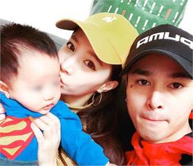 胡睿兒入獄3個月...林采緹首帶2歲兒探監 堅強喊:永遠是孩子爸媽