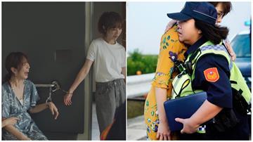 《俗女2》脫序大鬧警局 鍾欣凌擁抱讓網友噴淚 天心秀家暴傷痕 讓人心疼!