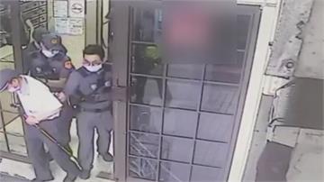 懷疑妻外遇 入贅7旬翁砍傷92歲岳母被收押