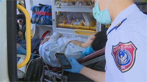 AI心電圖救護車先診斷 爭取搶救黃金時刻