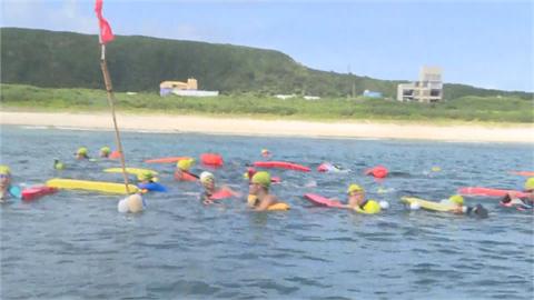 快新聞/疫情升溫! 台東綠島長泳活動取消、熱氣球嘉年華待訂