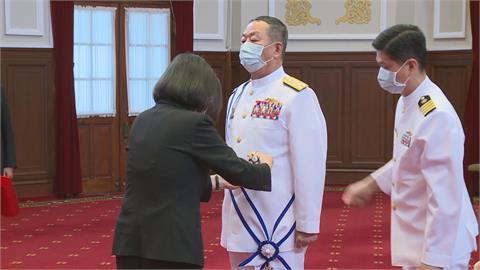 參謀總長黃曙光屆退 于北辰:空軍出線機會高一些