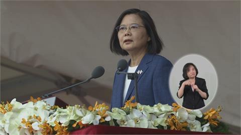 快新聞/「台灣的自信被世界看見!」 蔡英文:東奧英雄讓台灣成為世界的台灣