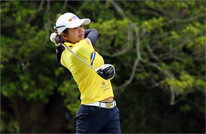 LPGA球后徐薇淩曾是電視兒童 媽媽一句話促成高球之路