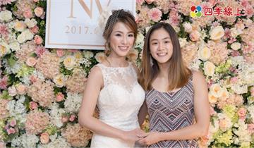 黃瑄婚禮驚見小清新文姿云出席!表姊妹的高顏值驚艷網