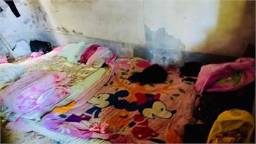 快新聞/廢墟飄陣陣白煙! 里長一探究竟驚見「孕婦」 新竹縣社會處回應了