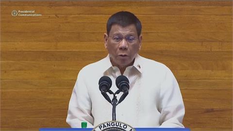 菲律賓每日增約6千例!杜特蒂最後國情咨文 威脅民眾「沒打疫苗會禁足」