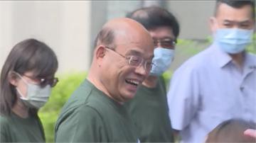 快新聞/王金平赴海峽論壇被中國酸「求和」 蘇貞昌:若執意要去國人會有何印象
