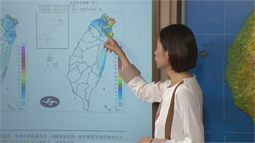 東北季風南下 北台灣濕冷一週!北部東部局部大雨、中南部日夜溫差大