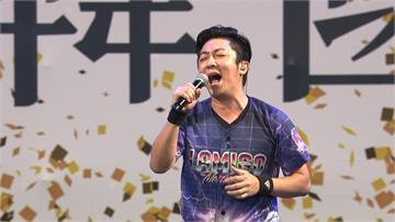 八七樂團發行新單曲 韓國瑜錄影片獻祝福