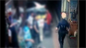 警緝捕通緝犯 隊友幫忙「拉住警」也送辦