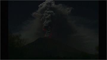 峇里島阿貢火山噴發 華航、長榮部分航班停飛