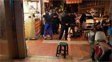 不滿用餐霸占人行道 男子毆傷建中學生