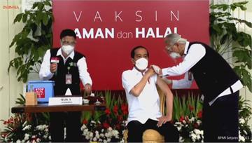 巴西:中疫苗防護力50.38% 印尼總統今接種
