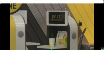 南韓餐飲業者推機器人服務 點餐到送餐零接觸