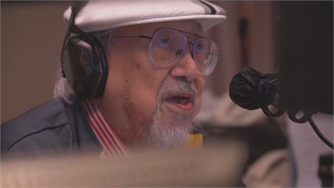 曾訪問無數大咖! 香港96歲郭利民告別聽眾