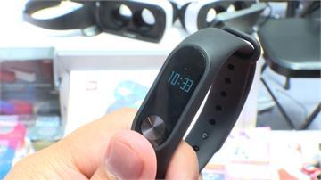 智慧手環銷售破200萬隻 第四代功能再進化