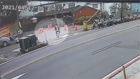 酒駕機車被查扣  男子竟偷路邊腳踏車代步!