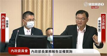 快新聞/今年徵兵體檢免役人數達22.8% 徐國勇:應該是與BMI值有關