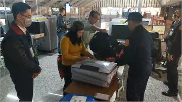越南三明治驗出非洲豬瘟 將針對旅客行李100%查驗
