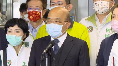 快新聞/台美正式簽訂海巡MOU! 蘇貞昌:維護區域和平與穩定