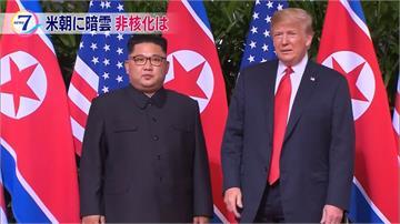 北朝鮮無核進程停滯 美國務卿訪朝臨時喊卡