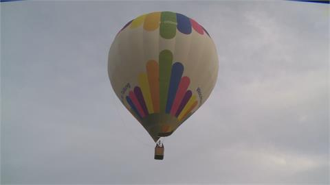台東熱氣球嘉年華延後舉辦 沒邀外國團體.本土飛行員暖身備戰