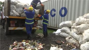聖母峰融雪之際垃圾現形 清潔隊清出11噸垃圾、4具屍體