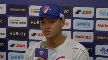 江少慶透露有球團關注 是否旅美優先沒正面回答