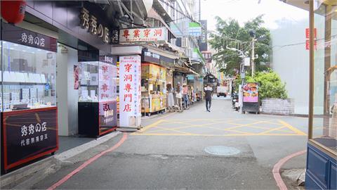 西門町商圈好冷清 店家慘遭行竊損失近十萬