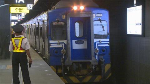 快新聞/疫情升溫 台鐵宣布5/15至6/8各級對號列車禁止站票