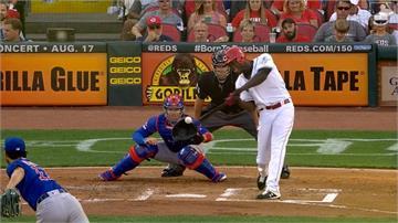MLB/達比修挨三轟 紅人先發包爾奪轉隊後首勝