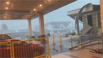 「天鵝」侵襲菲律賓引爆土石流 至少10死34萬人撤離