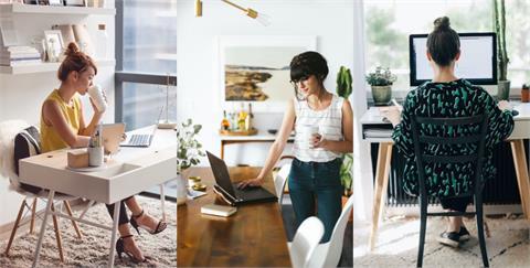 生活/邋遢、憔悴、沒精神?給正在 WFH 的妳 3 種穿搭方案,即便在家也要美美上陣