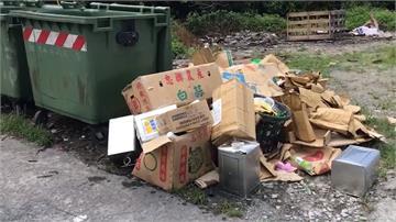 歷經五次流標 蘭嶼垃圾終成功招標
