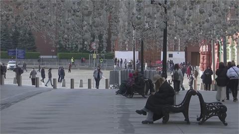 創新高! 俄週三增1123染疫死 蒲亭祭防疫有薪假