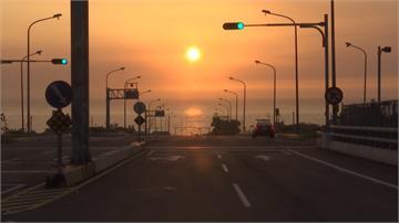 台灣十大最美公路 「落日大道」西濱通霄奪冠