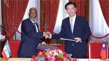 快新聞/外傳索馬利蘭下一步將「承認台灣」? 外交部:不予評論