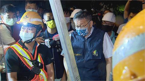 颱風中心週日接近東北角 北北基宣布停班課