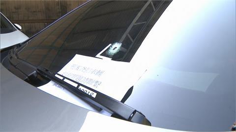 女通緝犯拒檢衝撞撞!警開2槍制止 副駕女中彈亡