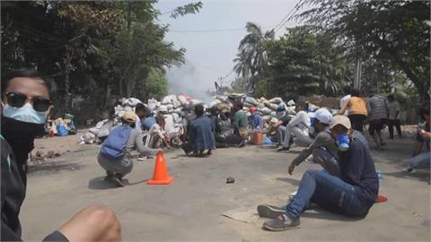 緬甸血腥鎮壓不斷 連孩童也不放過 累計幾十人喪生