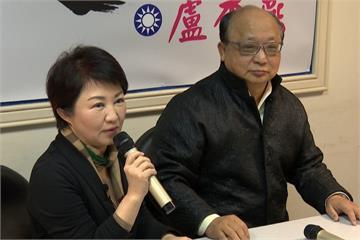 國民黨台中市長初選民調 盧秀燕勝出